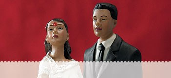 Ethnic Cake Toppers