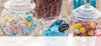 Wedding Candy Buffet Accessories