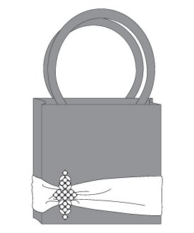 Petal Purse Color