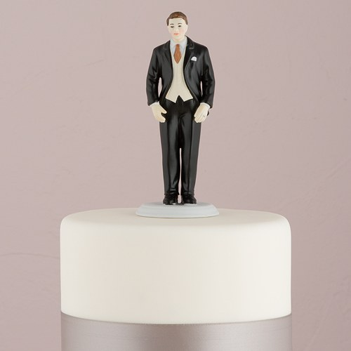 Design Your Own Bride And Groom Cake Toppers : Fashionable Bride And Groom Mix & Match Cake Toppers ...