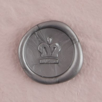 Crown Flexible Wax Envelope Seals