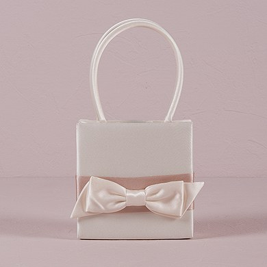 The Amanda Color Personality Flower Girl Petal Purse