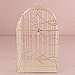 birds in flight decorative wedding birdcage