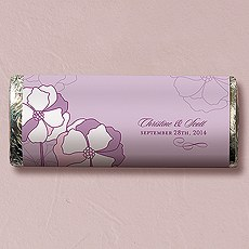 Pinwheel Poppy Nut Free Gourmet Milk Chocolate Bar