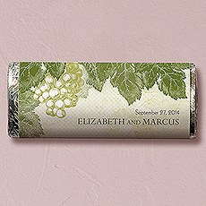 A Wine Romance Nut Free Gourmet Milk Chocolate Bar