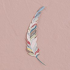 Feather Whimsy Paper Feathers - Large