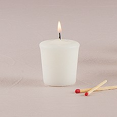 Compressed Votive Candles
