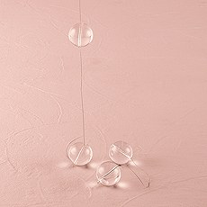 Acrylic Crystal Bubble Garland