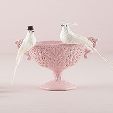 Novelty Bride And Groom Wedding Doves