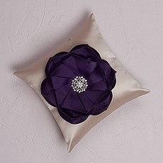 The Stephanie - Color Personality Ring Pillow