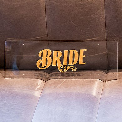 Black and Gold Opulence Engraved