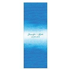 Aqueous Matchbox Favor Wrap