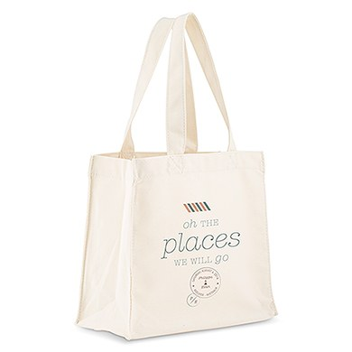 Wanderlust Oh The Places We Will Go Personalized Tote Bag
