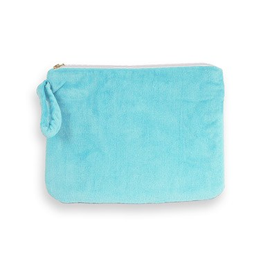 Wet Bikini Bag Aqua