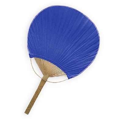Paddle Fan Royal Blue