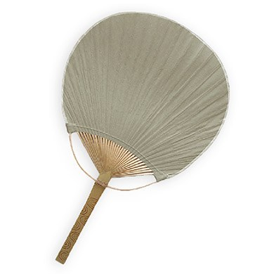 Paddle Fan Charcoal