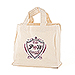 Regal Monogram 100% Cotton Twill Tote Bag