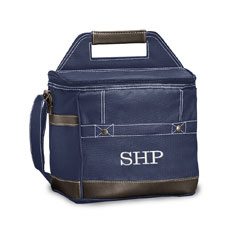 Loden Cooler Bag - Blue