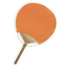 Paddle Fan - Pumpkin