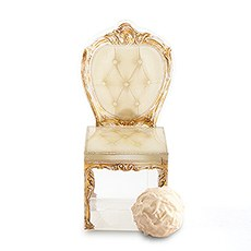 Transparent Chair Favor Boxes