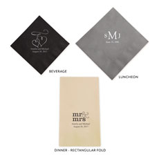 Printed Napkins
