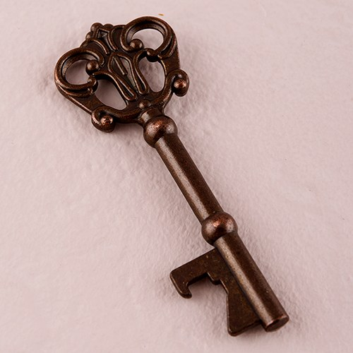 antique style key bottle opener in gift packaging. Black Bedroom Furniture Sets. Home Design Ideas