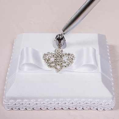 Beverly Clark The Crowned Jewel Collection Penholder