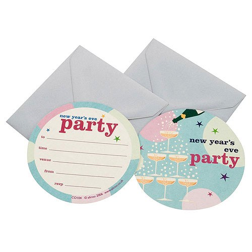 Retro New Year's Eve Party Pack - Confetti.co.uk