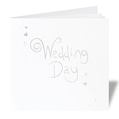 Wedding Day Collection Evening Invitation