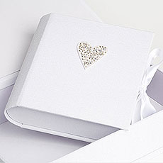 Diamonds and Pearls Keepsake Box - Small