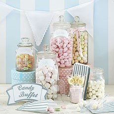 Vintage Lace Candy Bar Kit