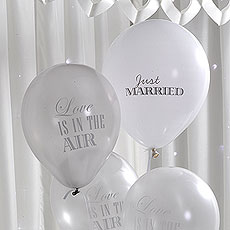 Chic Boutique Balloons - 8 Pack