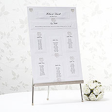 Grace DIY Heart Table Planner Kit A2 Size