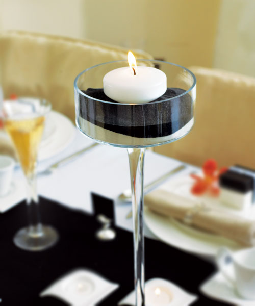 Floating Candles Centerpieces For Parties