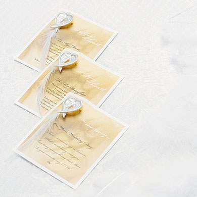 Gifts from the Heart Ceremony Poetry Card Accessory