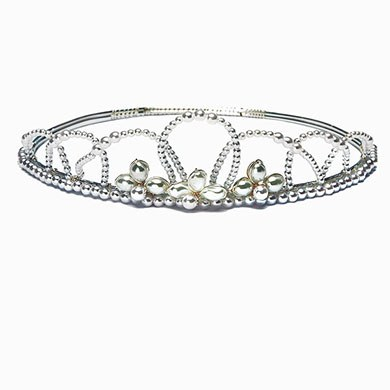 Loop Wedding Tiara