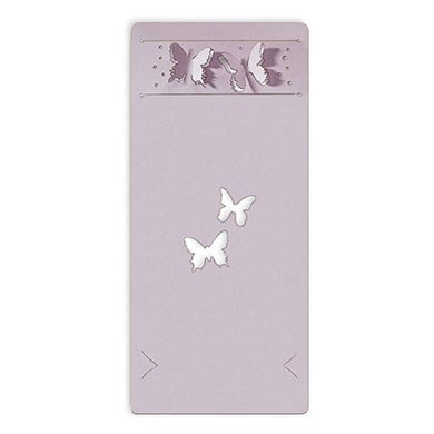 Laser Expressions Butterfly Stationery Caddy