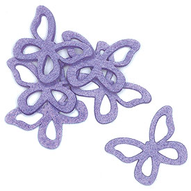 Wedding Reception Felt Butterflies accessory