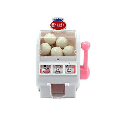mini slot machine wedding favor