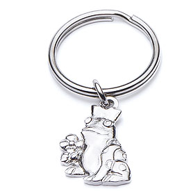 Frog Prince Charming Wedding Favor Key Chain