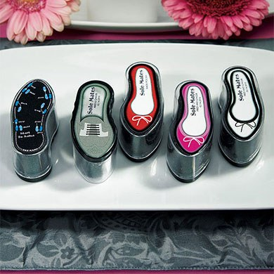Sole Mates Wedding Favor Mini Shoe Polisher