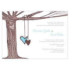 Heart Strings Invitation