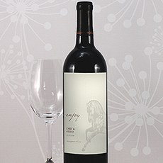 Equestrian Love Wine Label
