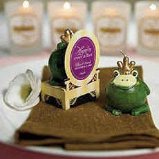 Novelty Frog Prince Candle in Gift Packaging