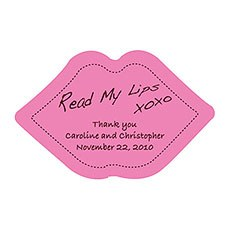 Read My Lips Sticker
